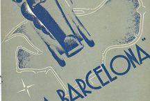 Montjuic 1933