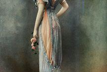 Fashion through the time / by Olga Mokhoreva