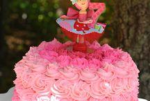 Strawberry Shortcake party inspiration / by Mandy Henry