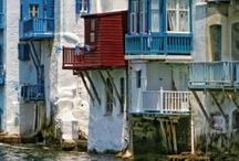 Greece:Cyclades-SailingTheAegeanSea / The Cyclades consists of a cluster of islands and islets inhabited with 24 islands as follows:AMORGOS, ANAFI, ANDROS, ANTIPAROS, DONOUSA, IRAKLIA, THIRASIA, IOS, KEA, KIMOLOS, KOUFONISSI, KYTHNOS, MILOS, MYKONOS, NAXOS, PAROS, SANTORINI, SERIFOS, SIKINOS, SIFNOS, SYROS, SCHINOUSSA, TINOS, FOLEGANDROS. There is also a number of smaller islands that deserves to be explored. / by Anko Being Anko