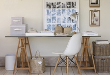 Office Inspiration / Art Deco, Contemporary, Industrial, Vintage... The Office