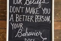 words of wisdom / by Cherish Jolly