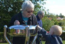 Outdoor Musical Instruments For Elderly