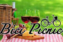 Bici Picnic / Bici Picnic en Madrid. Se trata de un pequeño paseo en bici para todos los públicos para disfrutar de un almuerzo al aire libre.