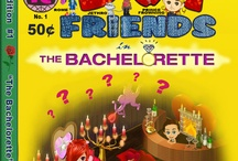 """Riffi Rich / Riffi Rich is a YoVille character turned into a faux comic book. Three editions have been released so far. Her name Riffi Rich is a spoof on the vintage comic book series """"Richie Rich"""" which I read as a kid."""