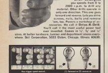 vintage tool ADS