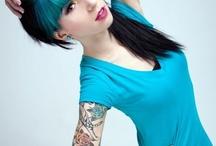 Hair colors / Fun ways to pimp your (my) hair