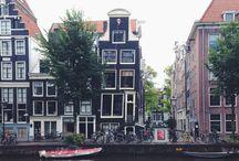wanderlust -- amsterdam