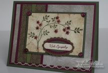 sympathy cards / by Bette Jolliffe