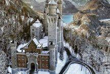 Lugares mágicos,castillos