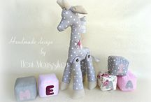 SOFT & PUFFY workroom / handmade ART and DESIGN