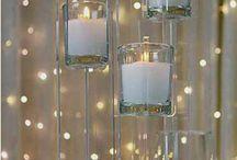 Идеи по освещению свадьбы