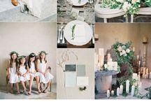 Wedding inspiration / Wedding inspiration