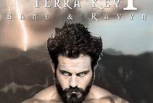 Bane & Ravyn ~ Protectors of the Terra Key Book One / by DeAnna Felthauser