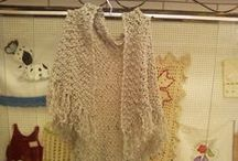 xale tricot