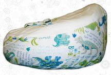 New Baby Bean Bags / Baby Bean Bags for babies and toddlers, All handmade by Magoo in South Africa.