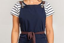APRONS with an Edge / Aprons designed in Melbourne