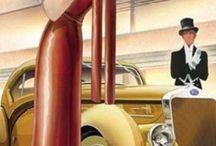 Art Deco Posters / Deco Art en Pop Art.