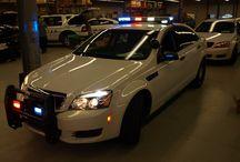 Chevy Caprice / Caprice vehicles and equipment