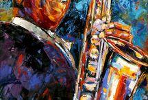 Jazz on Canvas