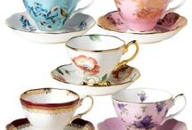 Tea party / My inspiration for the ultimate tea party.