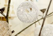 Christmas Ornament Ideas / by Denise Erich