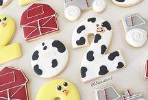 Farm Birthday Theme