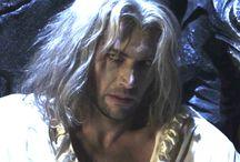 Blond Dracula