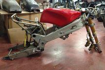 Kompo-tech racing department / Racing bikes and parts