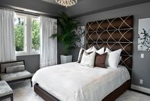 Bedrooms / by Jessica Best-Grant