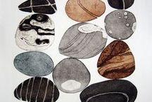 kamene a textúry