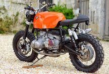 Motorcycles Posterholt