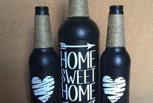 Beer bottles and design