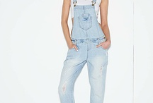 Styled Dungarees & Bib-overalls / Great looks with dungarees