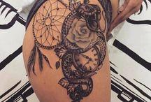 Tatuaje pe picior