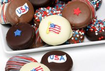 4th of July / 4th of July Desserts