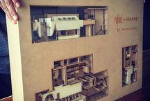 architektonická prezentace