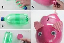 DIY Piggy Banks / by Education First Credit Union