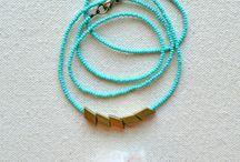 Jewelry inspo / by Kim Pinsalot