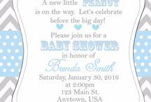 Invitations Baby Showers
