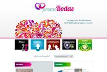 Web :: Páginas web / Pantallazos varios de trabajos web diseñados y desarrollados por Lantalau