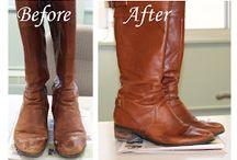 Zapatos / Reparar / reparar reciclar zapatos botas chalas boots bootes shoes repair