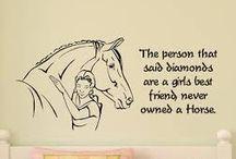 horse dream rooms / our dream rooms