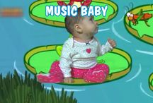 BABY, BEBES, MADRES, MUSICA