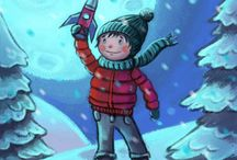 children book illustrations / children book illustrations