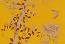 Fromental wall paper
