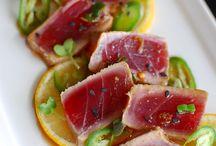 Sushi / Sushi plating
