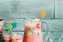 Super summery cocktails / We asked the Cabana team to pick out a few of their favourite recipes from the library to bring a little bit of Carnival atmosphere to a British summer garden party.