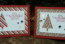 Festival of Trees Stampin' Up / Stampin' Up