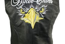 Women's Vests / They're not quite shirts. They're way less than jackets. They are wholly sexy.